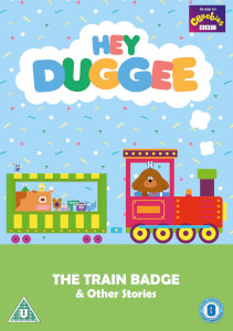 Hey Duggee - The Train Badge & Other Stories