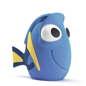 Philips Disney Finding Dory Children's Guided LED Night Light and Softpal - Blue: Image 1