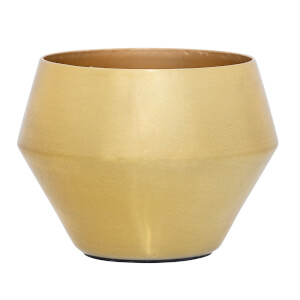 Bloomingville Votive and Candle Holder - Gold