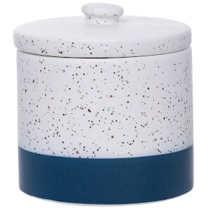 Bloomingville Stoneware Storage Jar