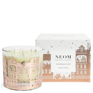 Neom Organics London Wish Scented Candle (3 Wicks)