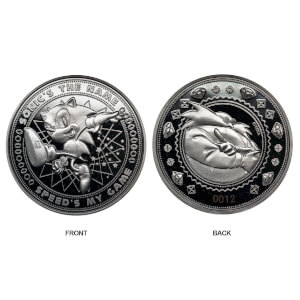 Limited Edition Sonic Coin - Silver Edition