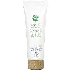 NAOBAYE quilibria Gel to Milk Cleanser