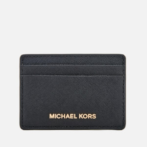 MICHAEL MICHAEL KORS Women's Money Pieces Card Holder - Black