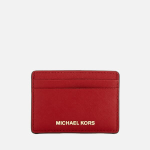 MICHAEL MICHAEL KORS Women's Money Pieces Card Holder - Bright Red