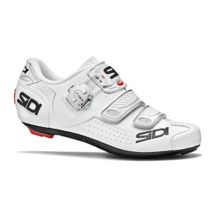Sidi Women's Alba Road Shoes - White/White