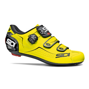 Sidi Alba Road Shoes - Yellow Fluo/Black