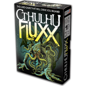 Cthulhu Fluxx Game