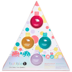 Bubble T Bauble Shower Gel Tree 260ml