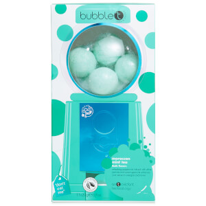 Bubble T Candy Machine Bath Fizzers - Green 200g