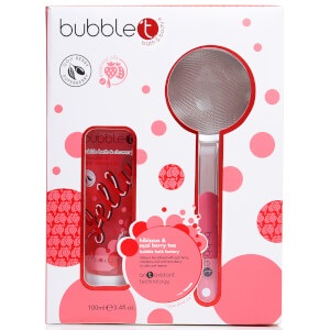 Bubble T Fizz & Bubble Bath Factory - Red 100ml