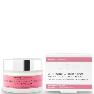 skinChemists London Whitening and Lightening Hydrating Night Cream -yövoide 50ml