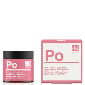 Dr Botanicals Apothecary Pomegranate Superfood Regenerating Sleeping Mask 50ml