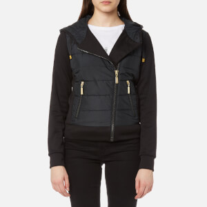 Barbour International Women's Trail Sweat Jacket - Black