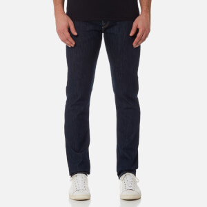 PS by Paul Smith Men's Tapered Fit Jeans - Blue