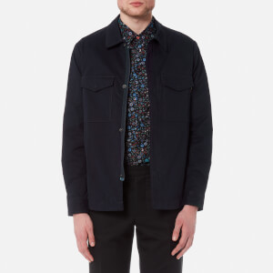 PS by Paul Smith Men's Unlined Jacket - Navy