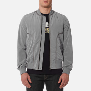 PS by Paul Smith Men's Bomber Jacket - Blue