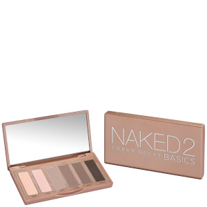 Paleta Naked Basics 2 de Urban Decay