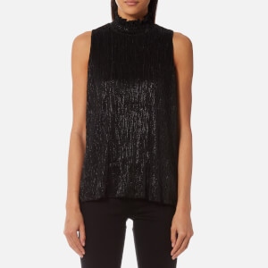 Samsoe & Samsoe Women's Elvira Top - Black