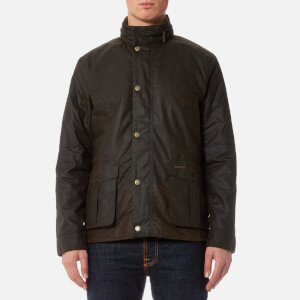 Barbour Men's Monroe Jacket - Olive