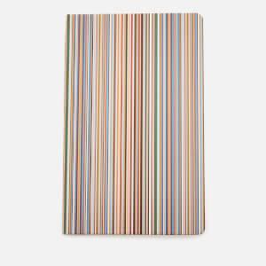Paul Smith Men's Medium Notebook - Stripe