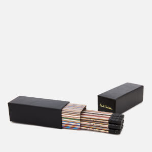 Paul Smith Men's Multistripe Pencil - Stripe