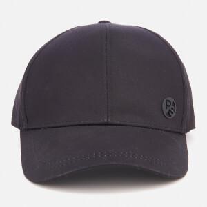 Paul Smith Men's Basic Baseball Cap - Black