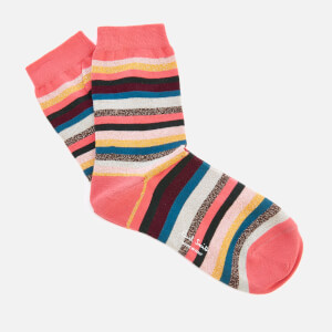 PS by Paul Smith Women's Clarissa Lurex Swirl Socks - Multi