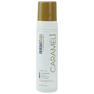 MineTan Classic Caramel Foam (Colour Base) 200ml