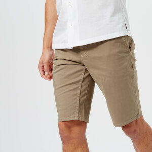 BOSS Orange Men's Schino Slim Shorts - Beige
