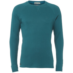 Tokyo Laundry Men's Pine Ridge Long Sleeve Top - Green