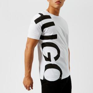 HUGO Men's Daws Logo T-Shirt - White