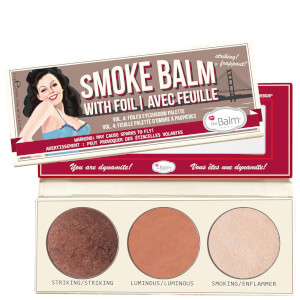 theBalm Smokebalm Eyeshadow Palette - Volume 4