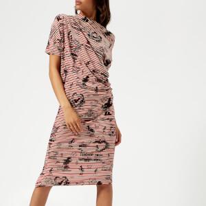 Vivienne Westwood Anglomania Women's Drape Dress - Red