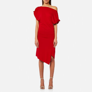 Vivienne Westwood Anglomania Women's Shore Dress - Red