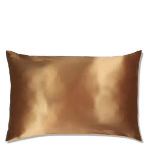 Slip Silk Pillowcase - Queen - Gold