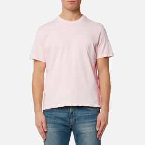 Our Legacy Men's Bump T-Shirt Army Jersey - Acid Pink