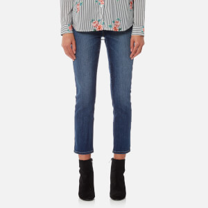 J Brand Women's Ruby High Rise Crop Jeans - Decoy