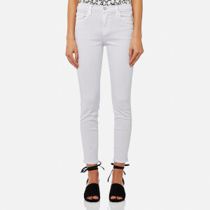 J Brand Women's 835 Mid Rise Capri Jeans - Frosted Amythest