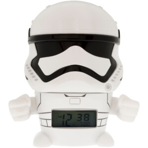 BulbBotz Star Wars Stormtrooper Wecker