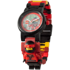 LEGO The Ninjago Movie Kai Minifigure Link Watch