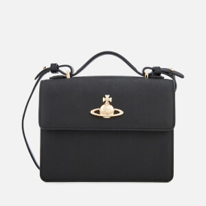Vivienne Westwood Women's Pimlico Shoulder Bag - Black