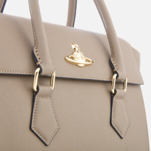 Vivienne Westwood Women's Pimlico Medium Handbag - Taupe: Image 4