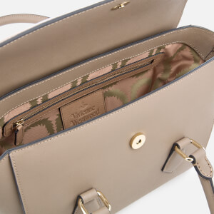 Vivienne Westwood Women's Pimlico Medium Handbag - Taupe: Image 5
