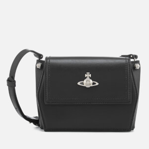 Vivienne Westwood Women's Cambridge Cross Body Bag - Black