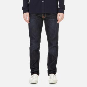 Nudie Jeans Men's Fearless Freddie Carrot Fit Jeans - Used Dry