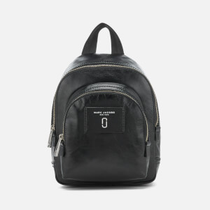 Marc Jacobs Women's Mini Double Pack Backpack - Black