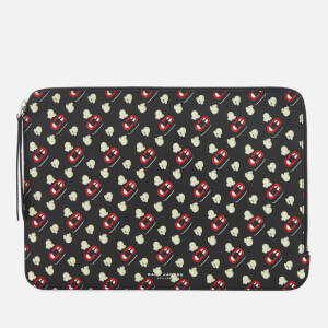 Marc Jacobs Women's 13 Inch Computer Case - Black/Multi