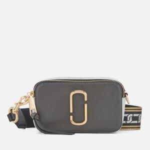 Marc Jacobs Women's Snapshot Cross Body Bag - Graphite/Multi