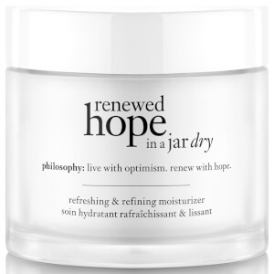 philosophy Renewed Hope in a Jar Refreshing & Refining Moisturiser for Dry Skin 60ml